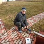 Ремонт насоса водоснабжения